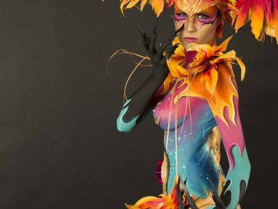 Miscellanea Body Painting (12)