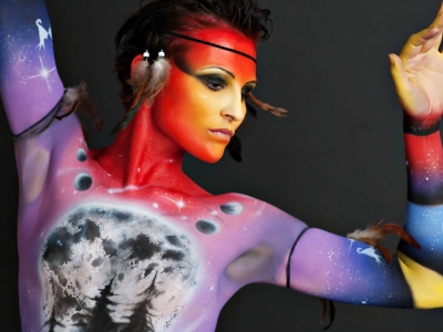 Miscellanea Body Painting (14)
