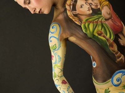 Miscellanea Body Painting (19)