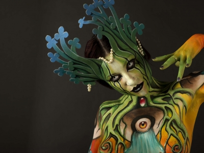 Miscellanea Body Painting (21)