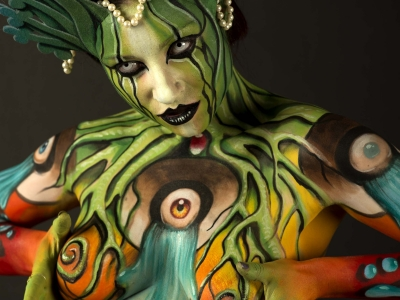 Miscellanea Body Painting (22)