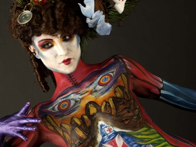 Miscellanea Body Painting (23)
