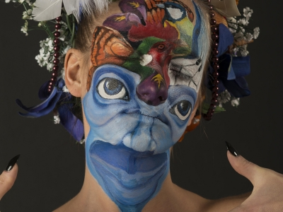 Miscellanea Body Painting (28)