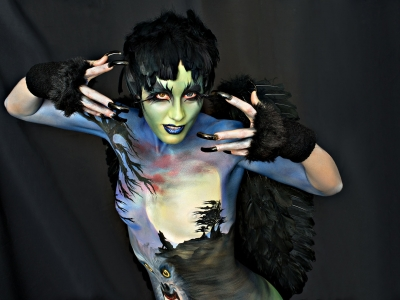Miscellanea Body Painting (6)