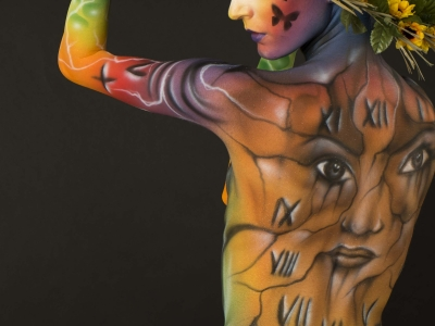 Miscellanea Body Painting (8)